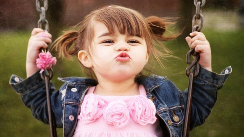1b2e6273be44 20 Cute Baby Girl Pictures - Baby - MomCanvas