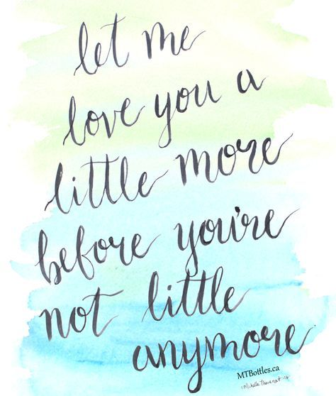 Let Me Love You A Little More Mother Daughter Quotes Mother