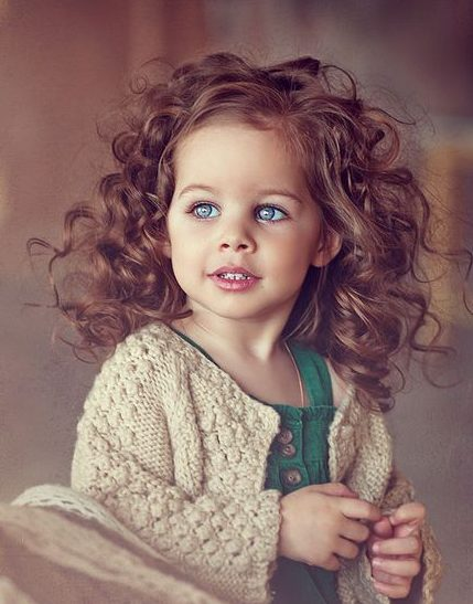Beautiful Baby With Curly Hair Blue Eyes Baby Pictures Baby Pictures Momcanvas