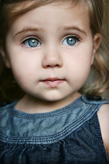 Image result for blue eye real cute baby girl