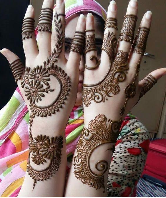 a9aa5ea882 Bridal Arabic Mehndi Design - Bridal Arabic Mehndi Designs - Mehndi ...