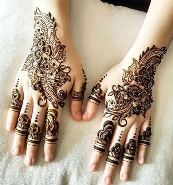 latest indian bridal mehndi design indian bridal mehndi designs