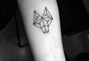 Fox Cool Small Tattoo For Boys Simple Tattoos For Boys