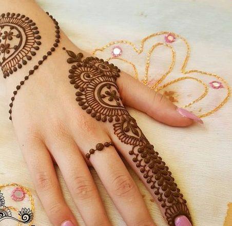Bridal One Side Arabic Mehndi Design One Side Arabic Mehndi Designs Mehndi Designs Momcanvas