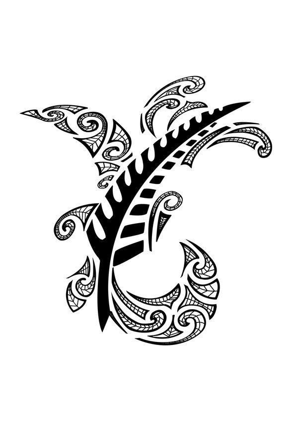 Flawless Polynesian Simple Tattoos